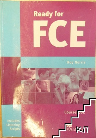 Ready for FCE. Coursebook