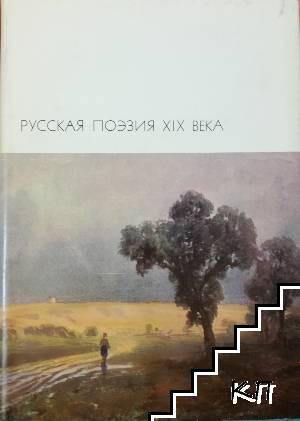 Русская поэзия XIX века в двух томах. Том 2