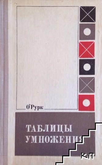 Таблицы умножения
