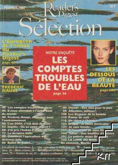 Reader's digest Sélection. Vol. 2 / 1997