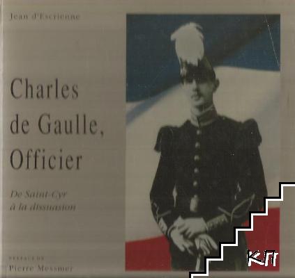 Charles de Gaulle, officier