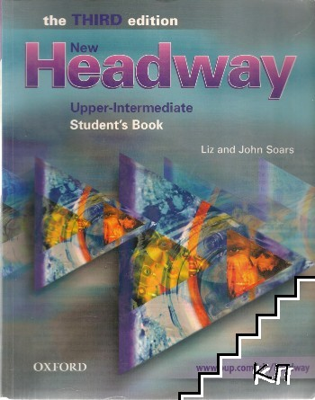 New Headway: Upper-Intermediate Student's Book