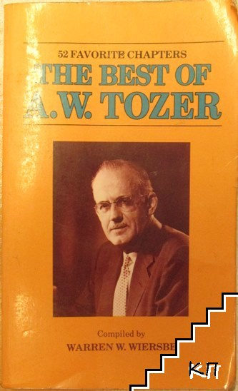 The Best of A. W. Tozer