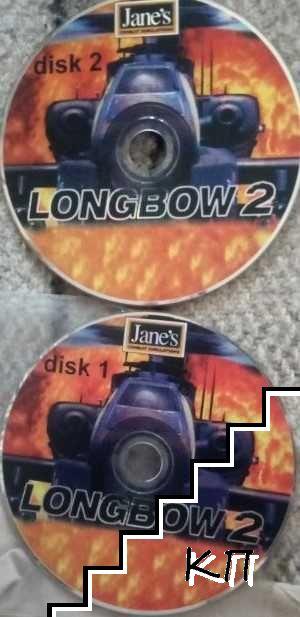 Jane's Combat Simulations: Longbow 2. Disk 1-2