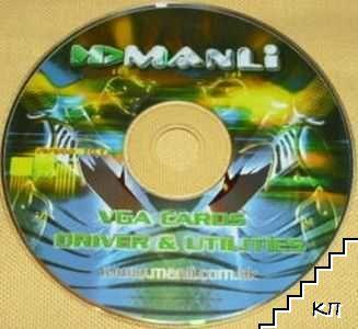 VGA Cards drivers & Utilities: Version 10.1 Manli