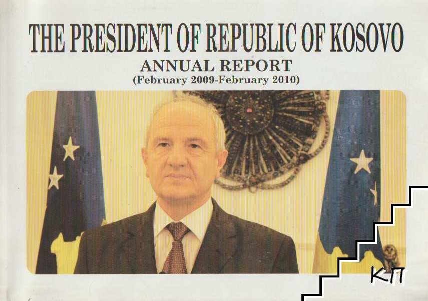 The President of Republic Kosovo