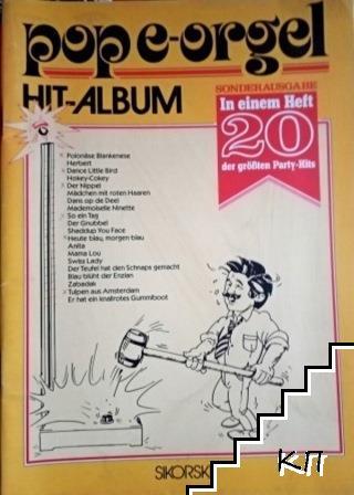 Pop E-Orgel Hit-Album