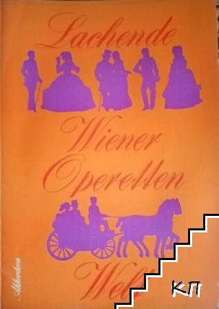 Lachende Wiener Operettenwelt
