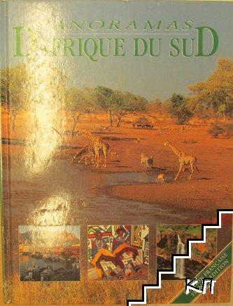 Panoramas d'Afrique du Sud