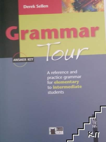 Grammar Tour + Answer Key