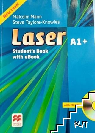 Laser A1+. Student's Book + Workbook with audio CD and CD-ROM