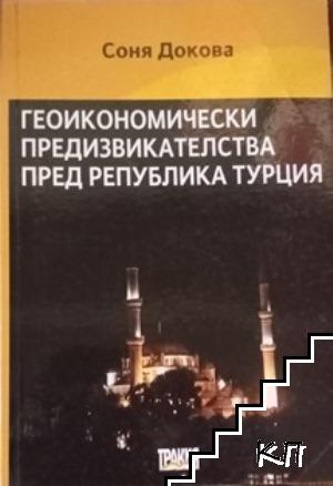 Геоикономически предизвикателства пред Република Турция