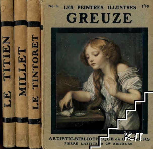 Les peintres illustres. Vol. 8, 16, 19, 23