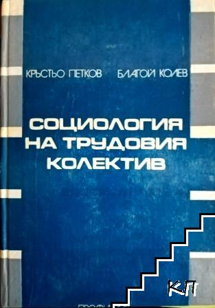 Социология на трудовия колектив