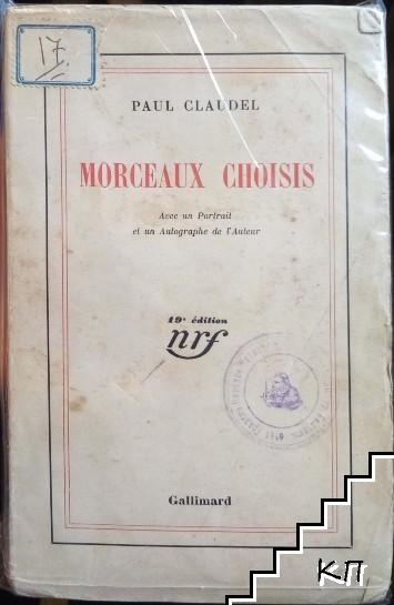 Morceaux Choisis