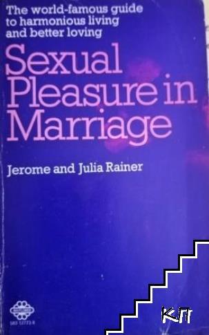 Sexual pleasure in Marriage