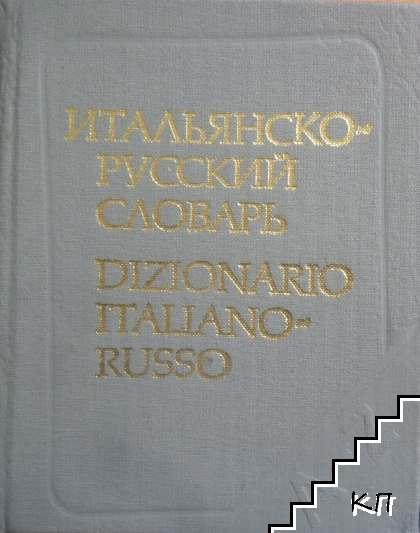 Карманный итальянско-русский словарь / Dizonario italiano-russo tascabile
