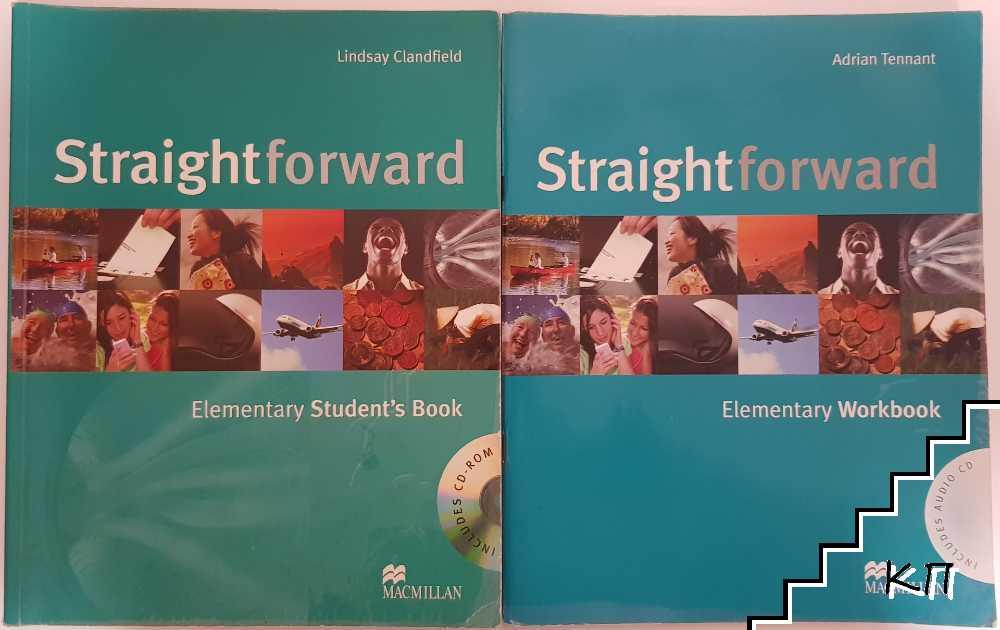 Straightforward: Elementary Student's Book / Straightforward: Elementary Workbook + CD