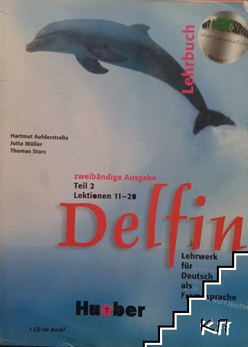 Delfin 1. Lehrbuch. Teil 2: Lektionen 11-20