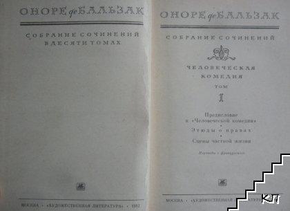 Собрание сочинений в десяти томах. Том 1-7, 9-10 (Допълнителна снимка 1)