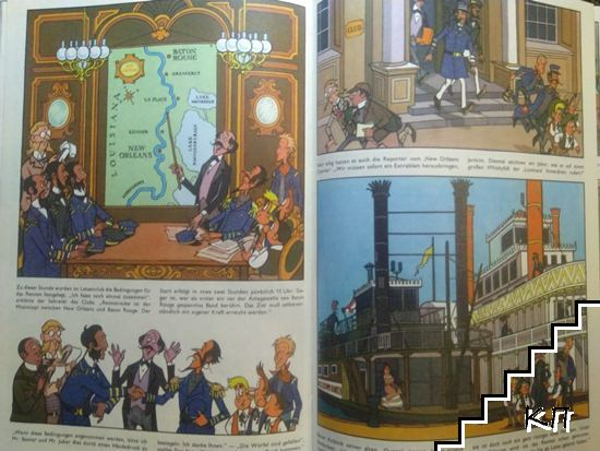 Mosaic. Book 1: Die Digedags In Amerika (Допълнителна снимка 1)