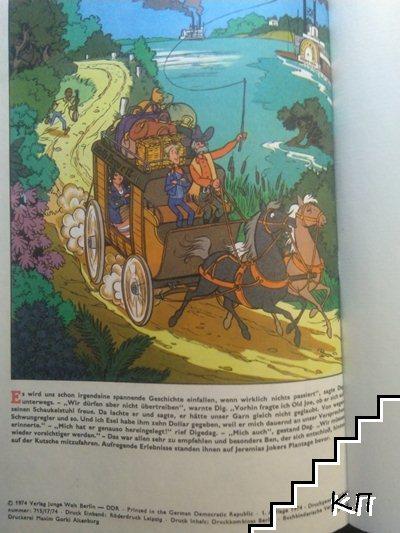 Mosaic. Book 1: Die Digedags In Amerika (Допълнителна снимка 2)