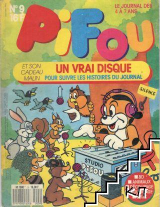 Pifou. № 9 / 1989