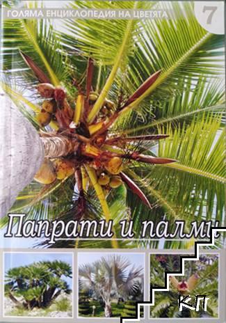 Голяма енциклопедия на цветята. Том 7: Папрати и палми