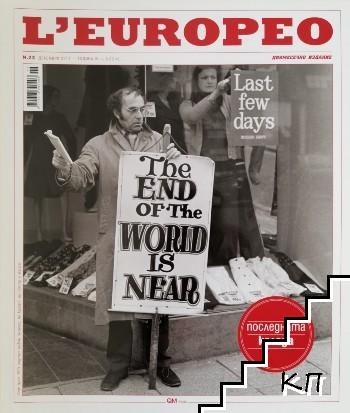 L'Europeo. Бр. 23 / декември 2011