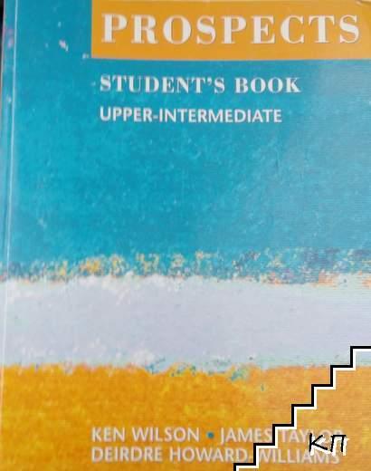 Prospects: Student's book. Upper-inermidiate