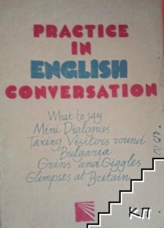 Practice in English Conversation