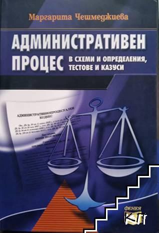 Административен процес в схеми и определения, тестове и казуси