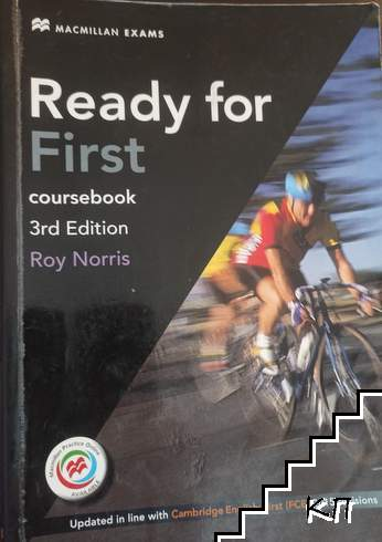 Ready for first. Coursebook. 3rd Edition