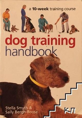 Dog training handbook