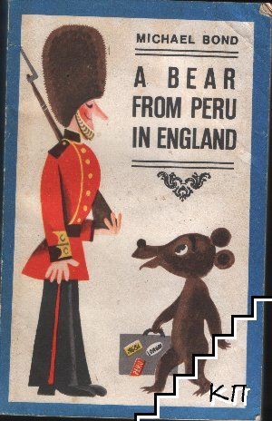A bear from Peru in England