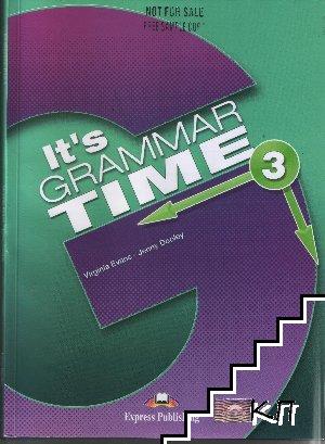 It's Grammar Time. Level 3
