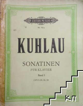 Sonatinen für Klavier. Band 1