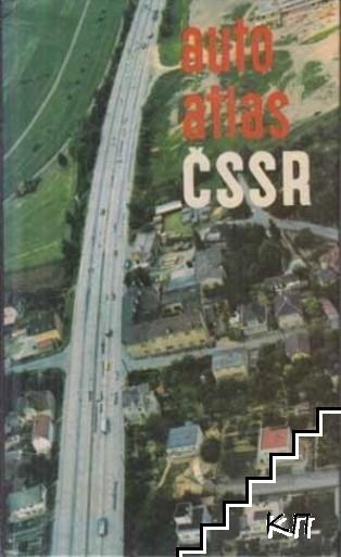 Auto atlas ČSSR