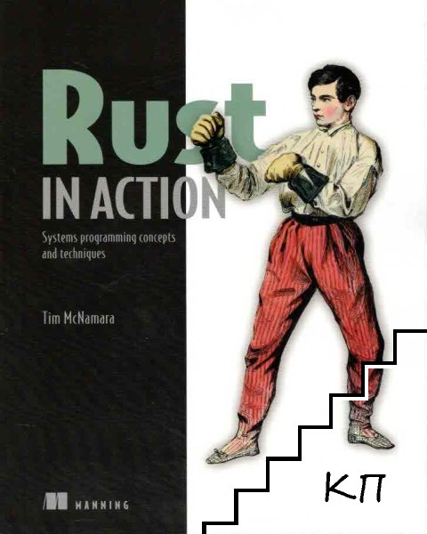 Rust in Action Systems programming concepts and techniques