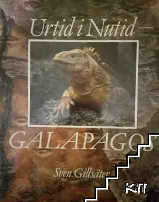 Urtid i Nutid - Galapagos