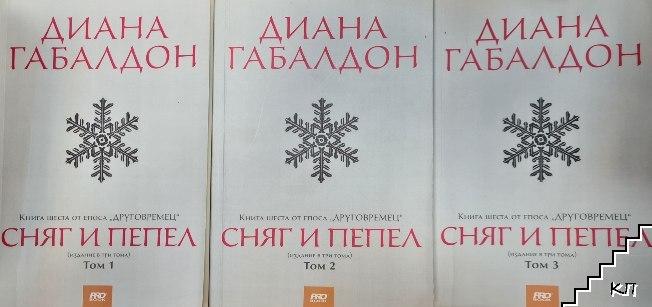 Друговремец. Книга 6: Сняг и пепел. Том 1-3