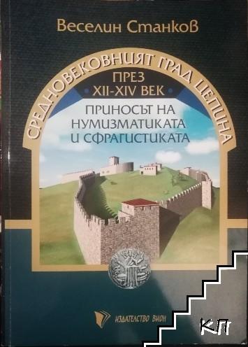 Средновековният град Цепина през XII-XIV век
