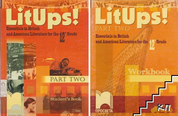LitUps! Part 2: Еssеntiаls in Вritish аnd Аmеriсаn Litеrаturе for thе 12th Grаdе
