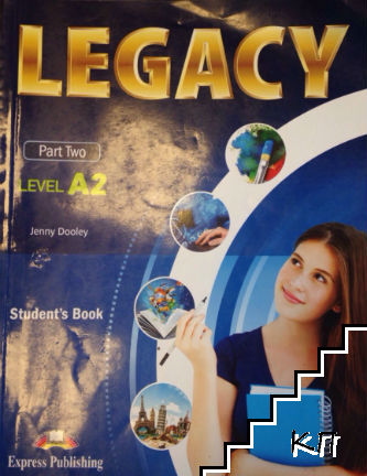 Legacy for Bulgaria. Part 2. Level A2. Student's book + Workbook & Grammar in Use
