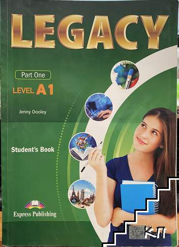 Legacy A1: Student's book