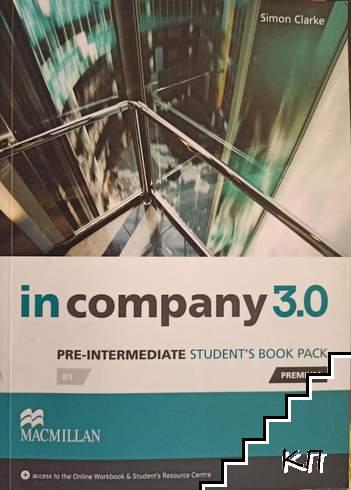 Pre-Intermediate: in company 3.0: Student's Book