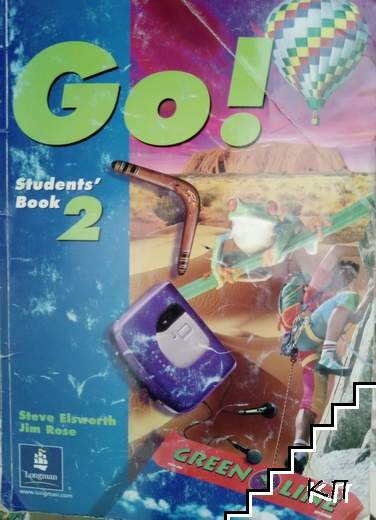 GO! Students Book 2