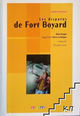 Les disparus de Fort Boyard A2 + cd