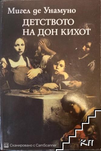 Детството на Дон Кихот и други есета