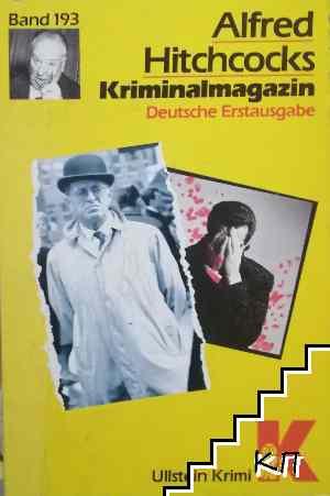 Alfred Hitchcocks Kriminalmagazin. Band 193